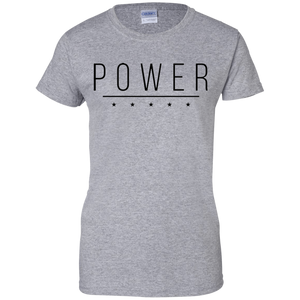 POWER Women's T-shirt - The Dressed Entrepreneur