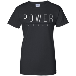 POWER Women's T-hirt - The Dressed Entrepreneur