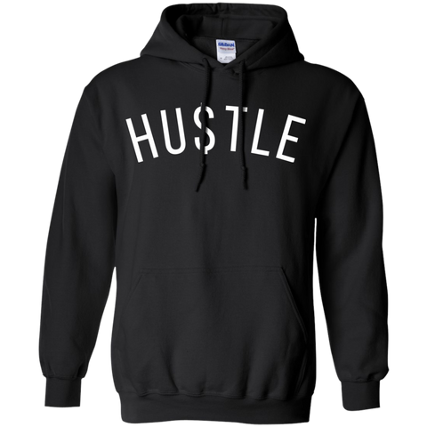 HUSTLE Unisex Hoodie - The Dressed Entrepreneur