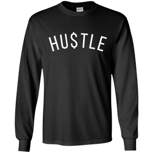 HUSTLE Long Sleeve - The Dressed Entrepreneur