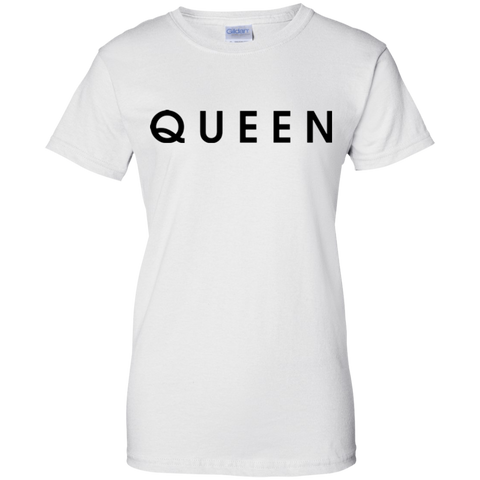 QUEEN Women's T-shirt - The Dressed Entrepreneur