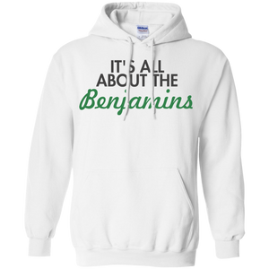 BENJAMINS Unisex Hoodie - The Dressed Entrepreneur