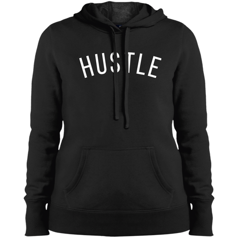 HUSTLE Women's Hoodie - The Dressed Entrepreneur