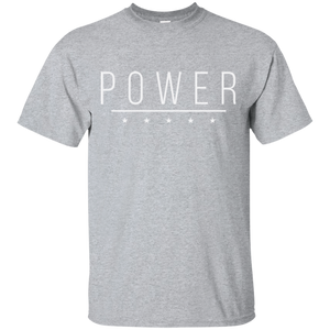 POWER Men's T-shirt - The Dressed Entrepreneur