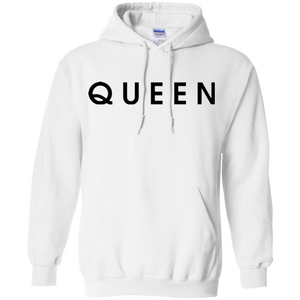QUEEN Women's Hoodie - The Dressed Entrepreneur