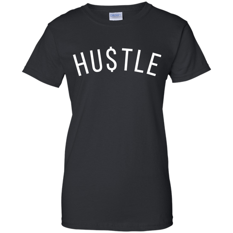 HUSTLE Women's T-shirt - The Dressed Entrepreneur