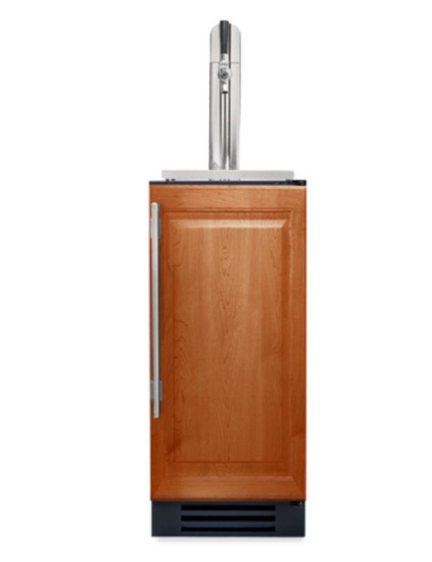 "15"" BEVERAGE DISPENSER, Overlay Door"