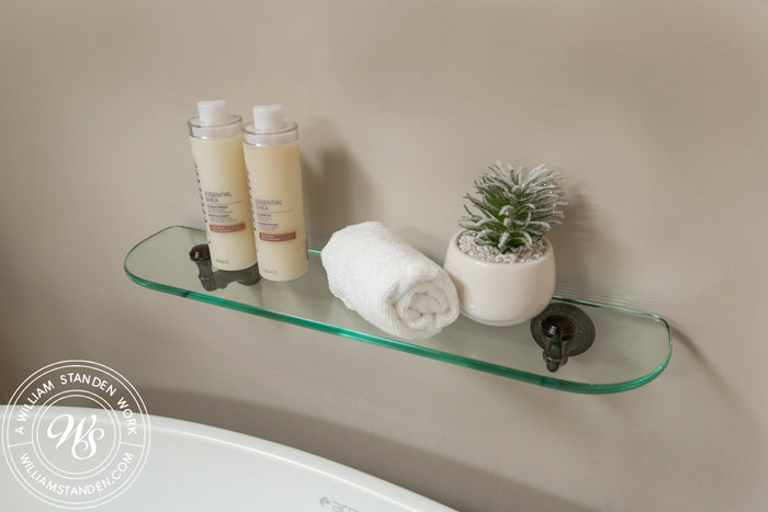 Kohler Revival® Glass Tub Shelf
