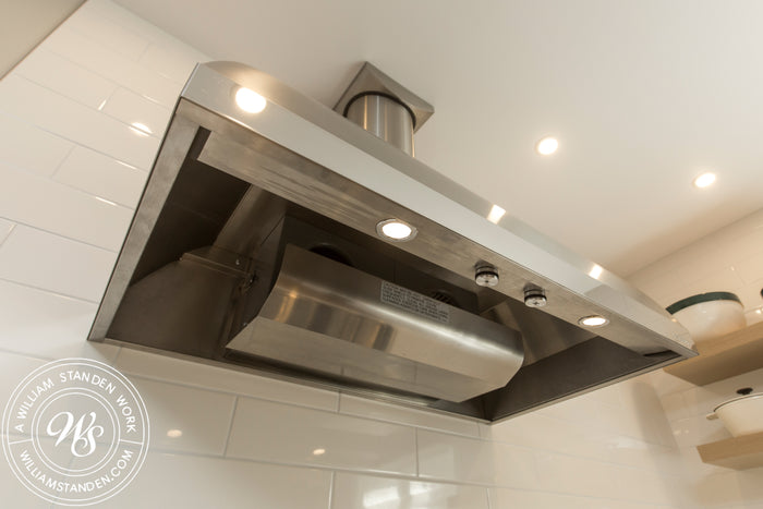 Contemporary Wall Hood
