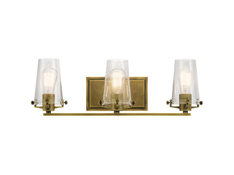 Afton 3 Light Sconce