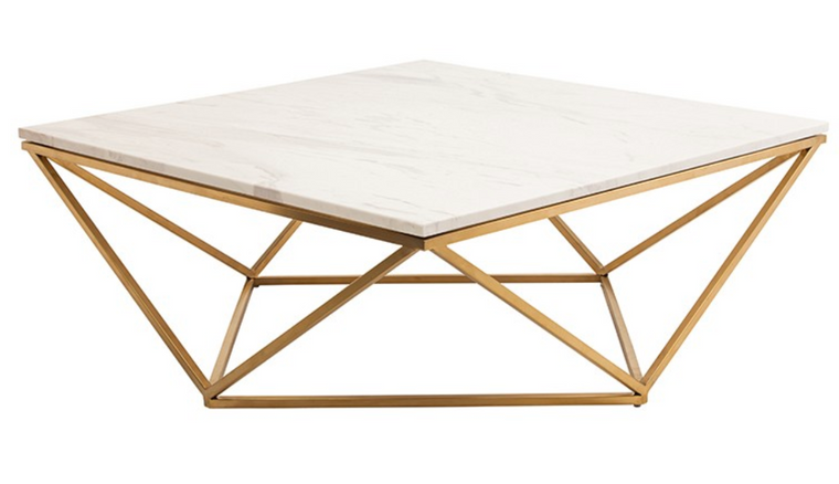 Hera Coffee Table Gold