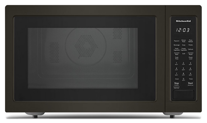 "KitchenAid 21 3/4"" Countertop Convection Microwave Oven"