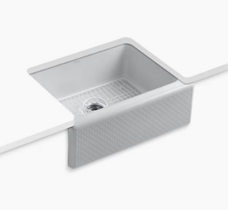 Kohler Evenweave® on Alcott Sink