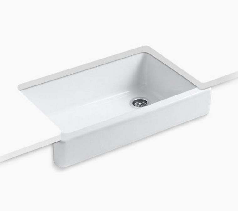 Kohler Whitehaven® Self-Trimming® Sink