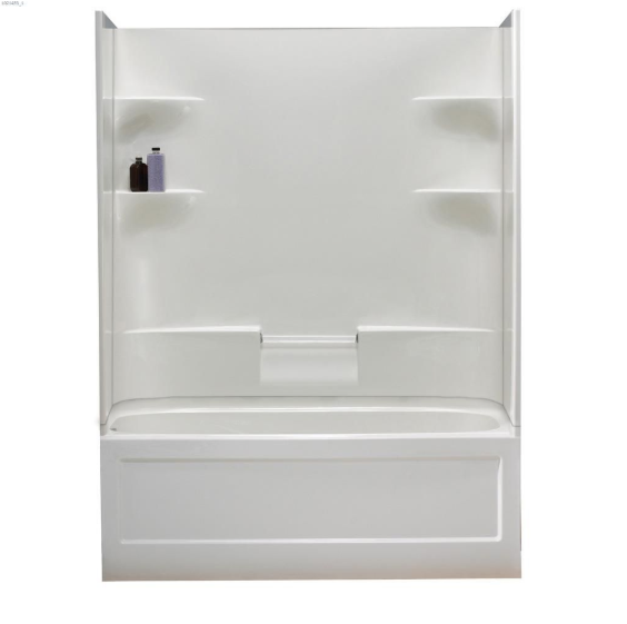 Mirolin Belaire Alcove Tub