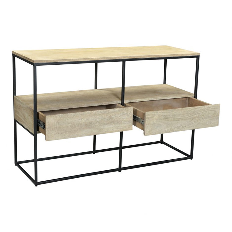 Pan Console Table