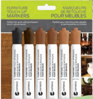 Furniture Touch-up Markers