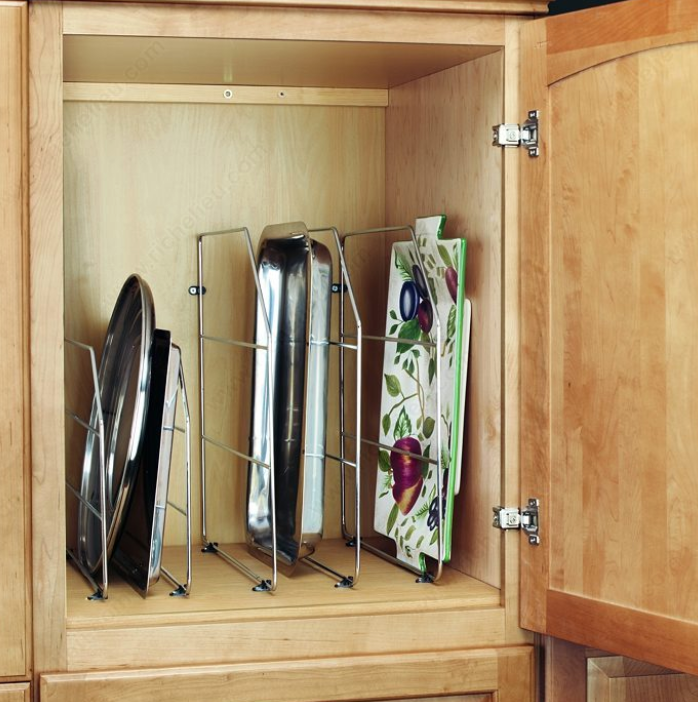 Tray Divider Chrome
