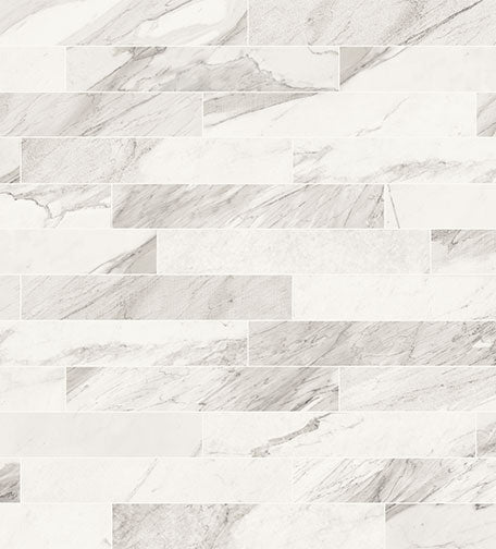 Polished Marble-like Porcelain Tile
