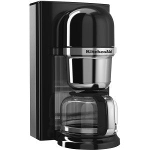 KitchenAid Pour Over Coffee Brewer, Onyx Black