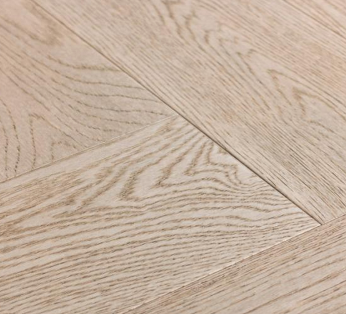 Brushed Oak Blanchet Flooring