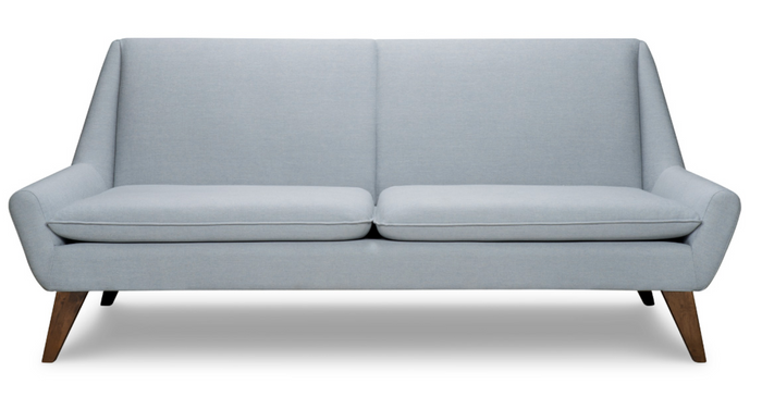 Lewyn Custom Loveseat