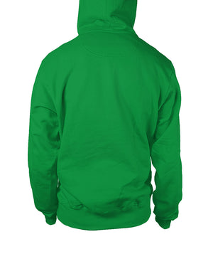 Keep Quiet I Have The Irish Flu Hoodie