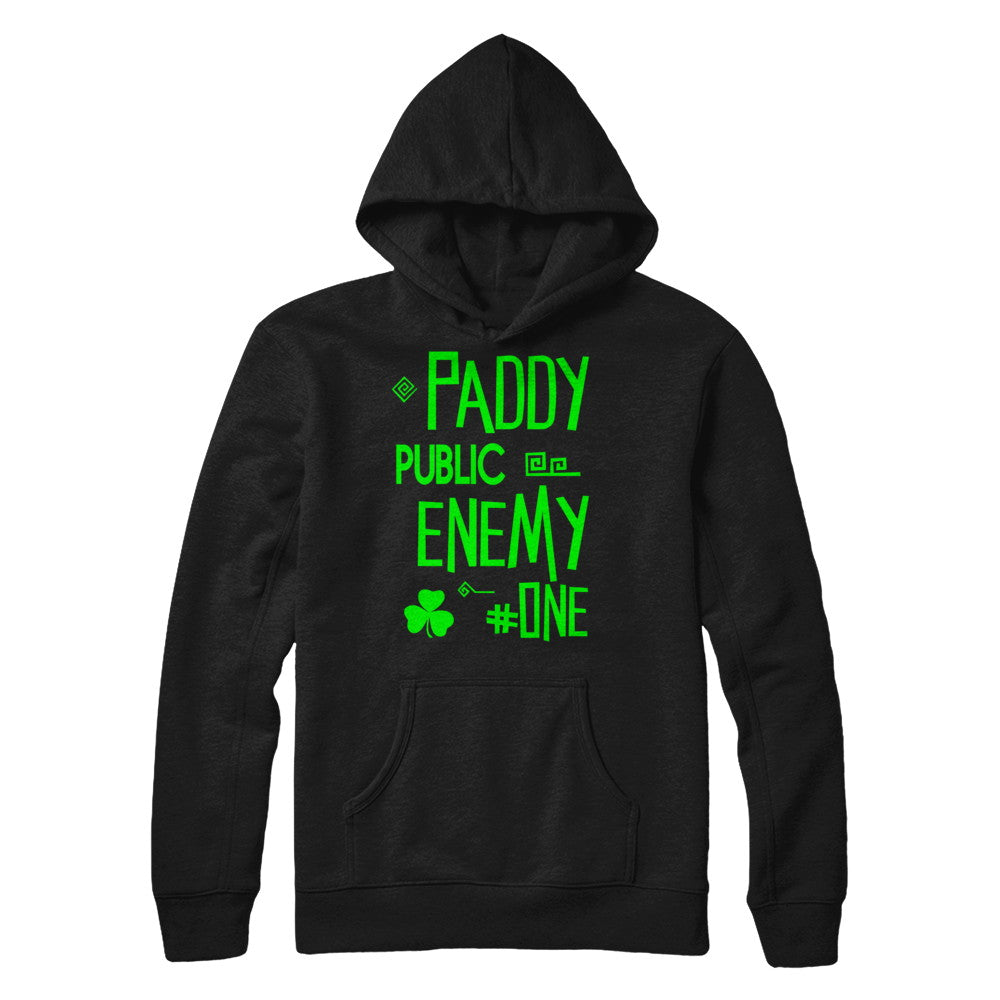 Paddy Public Enemy #1