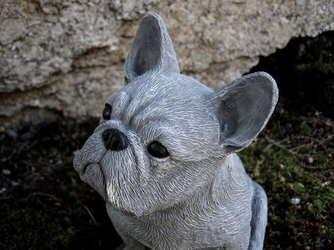 French Bulldog Statue