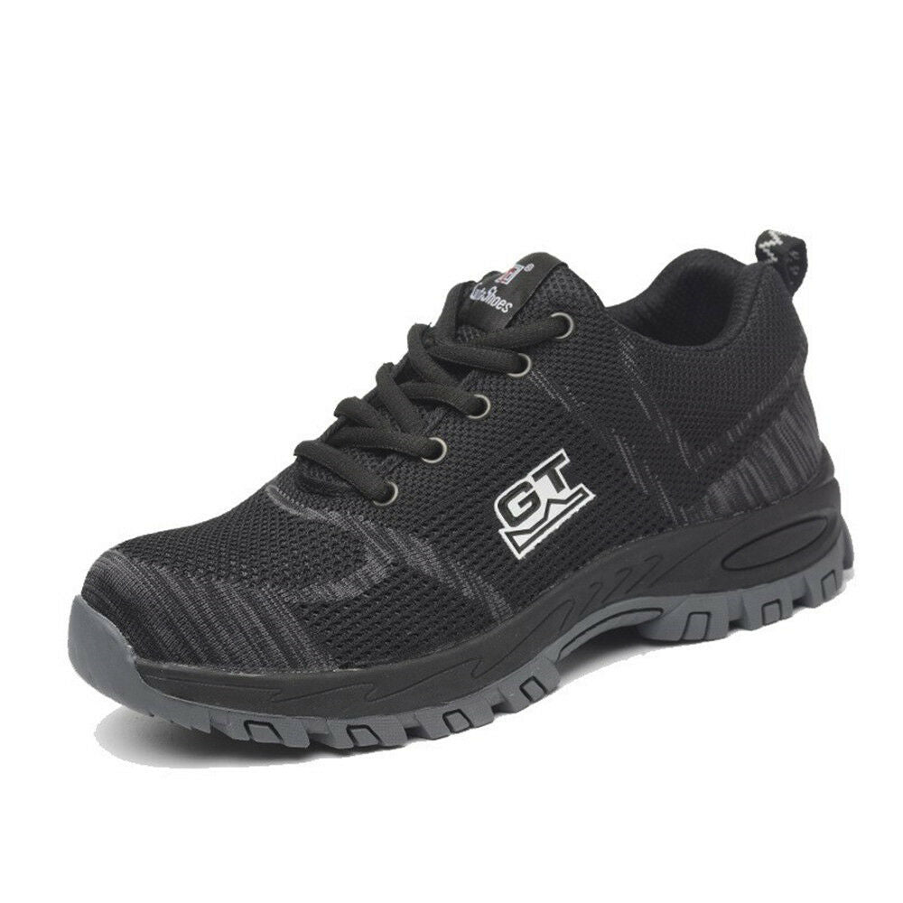 Indestructible Safety Steel Toe Shoes