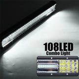 22 Inch 648W LED Light Bar