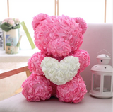 Mother's Day Rose Bear