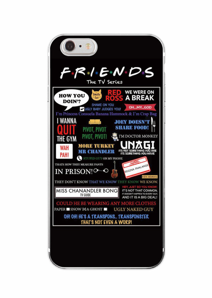 online store e7f10 ab8cb Friends TV Show Phone Case Cover For iPhone & Samsung