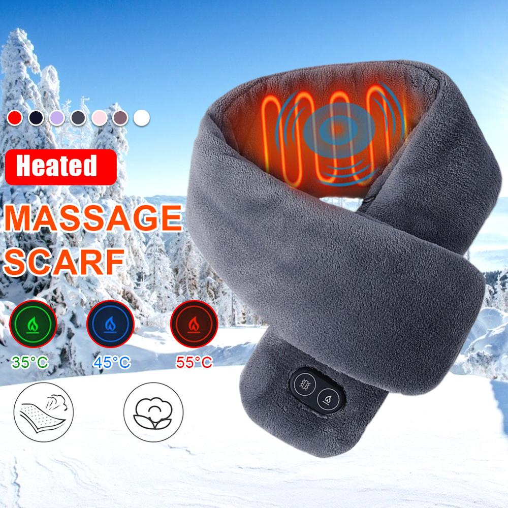Winter USB Heated Scarf