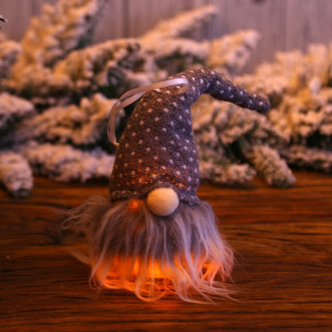 Christmas Lighting Swedish Gnome