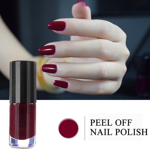 Waterproof  Peel Off Nail Polish