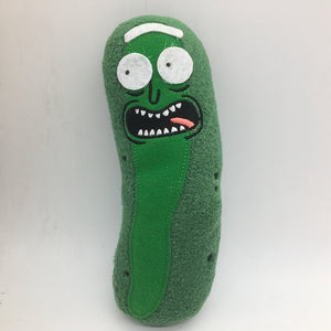 Rick and Morty Cucumber Plush Toy