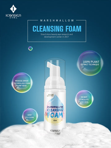 Extension Eyelashes Cleansing Foam