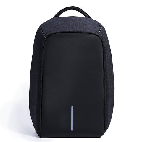 "Waterproof Anti Theft Backpack 15.6"" USB Charge"