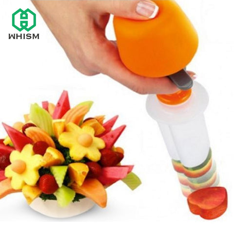 Food Fruit Vegetable Shaper Maker Kitchen Tool Set