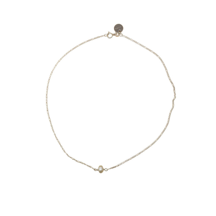 Sleek Figaro Necklace