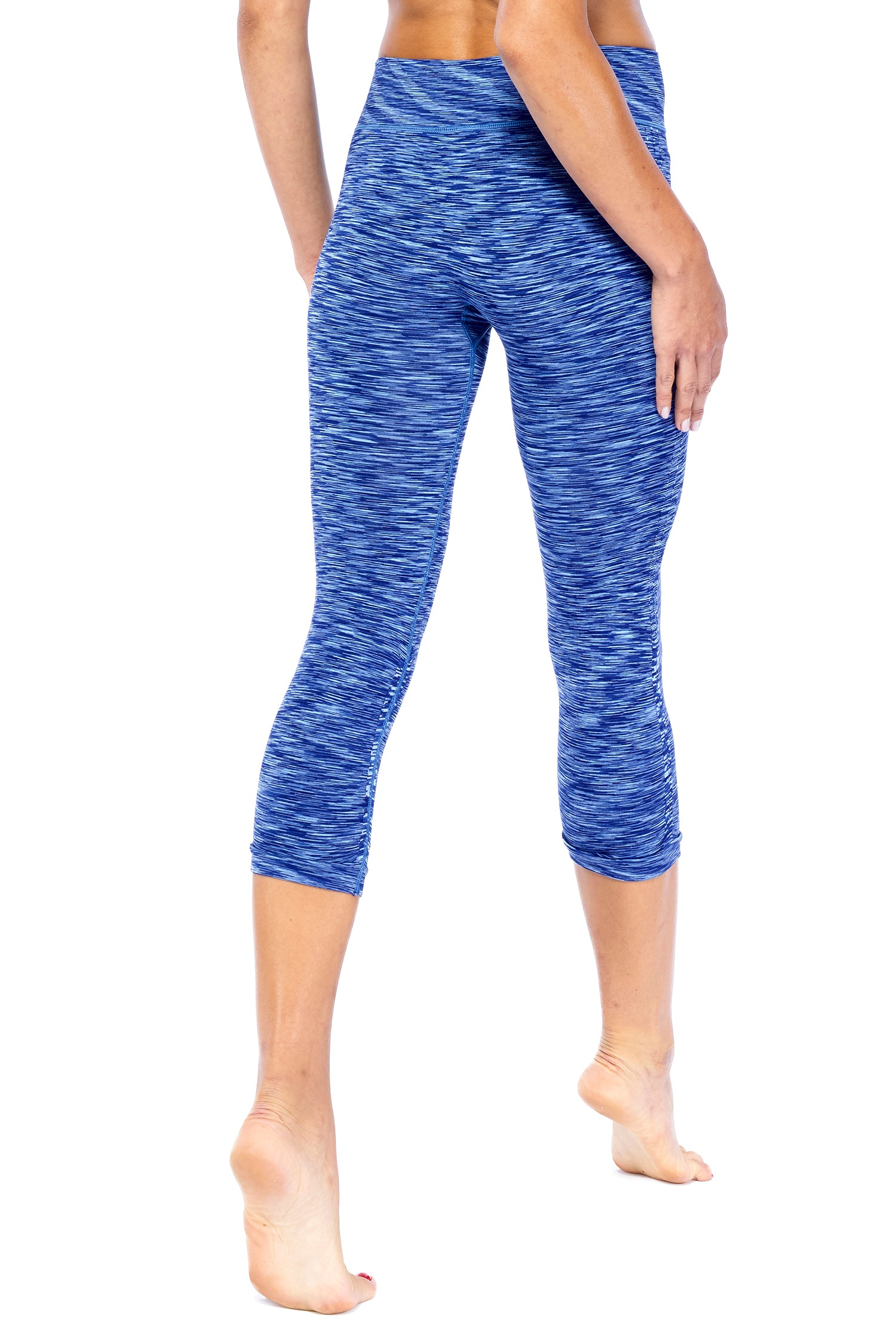 Blend In Zen Stand Out Legging-Blue Royal