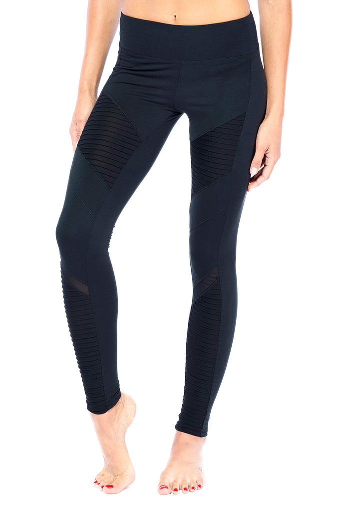 Wanted Black Legging | Blend in Zen