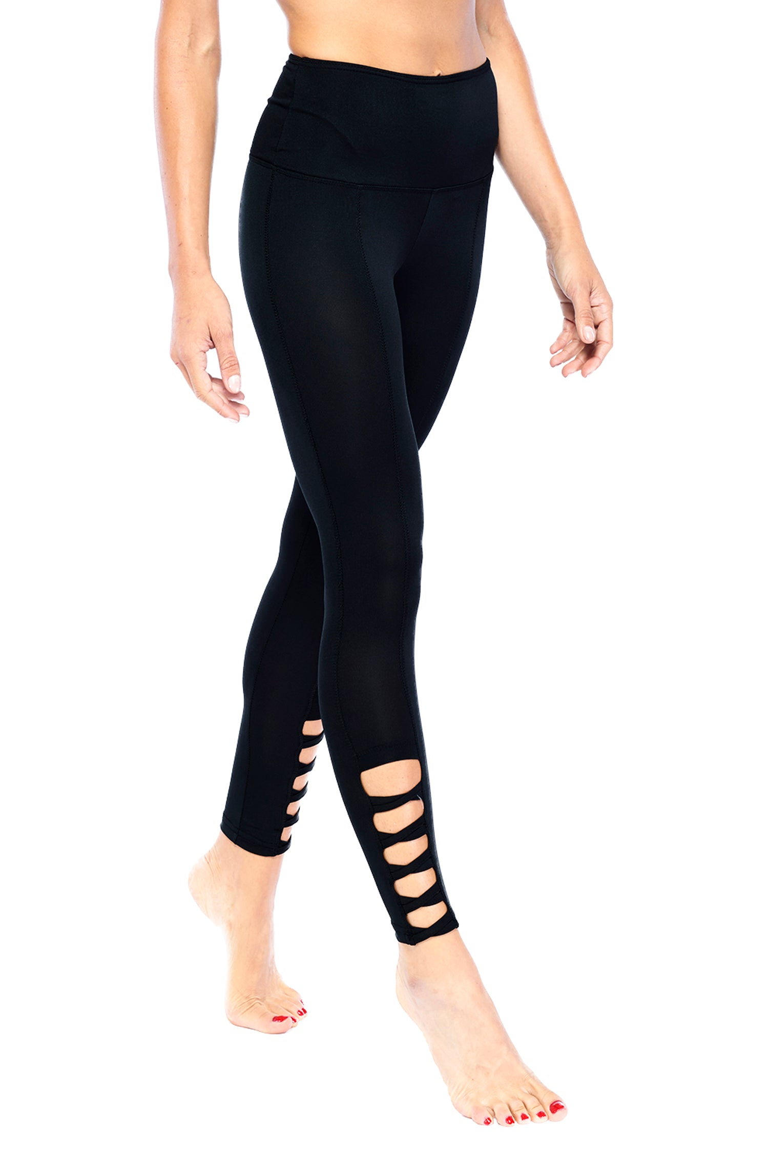 Blend In Zen Cool Girl Legging-Black