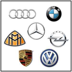 CAR REGISTRATION: German Make