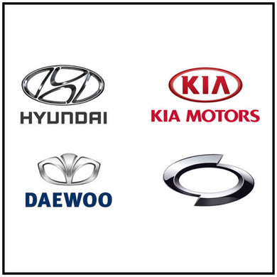 CAR REGISTRATION: Korean Make