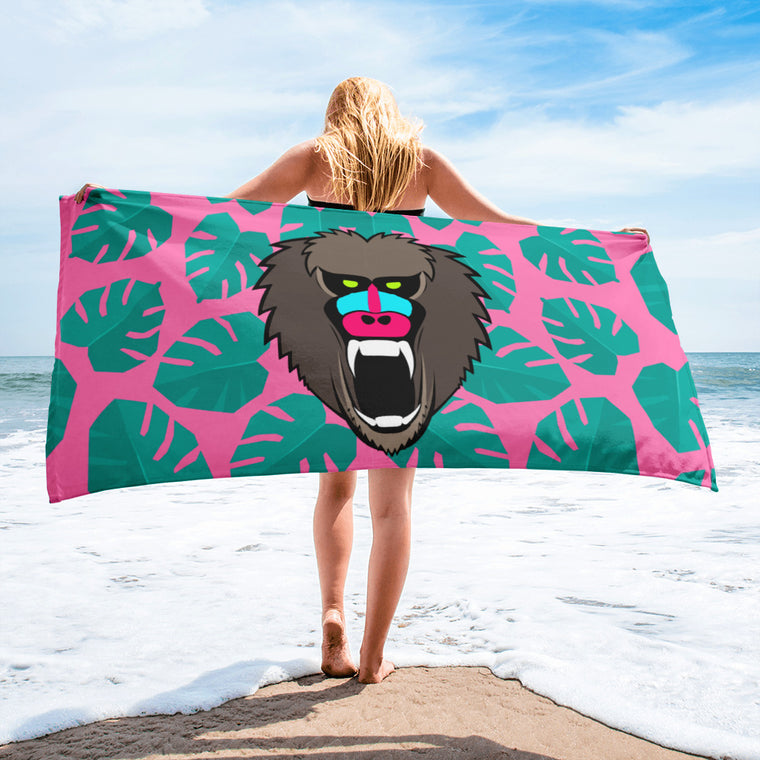 Uva Playera Towel