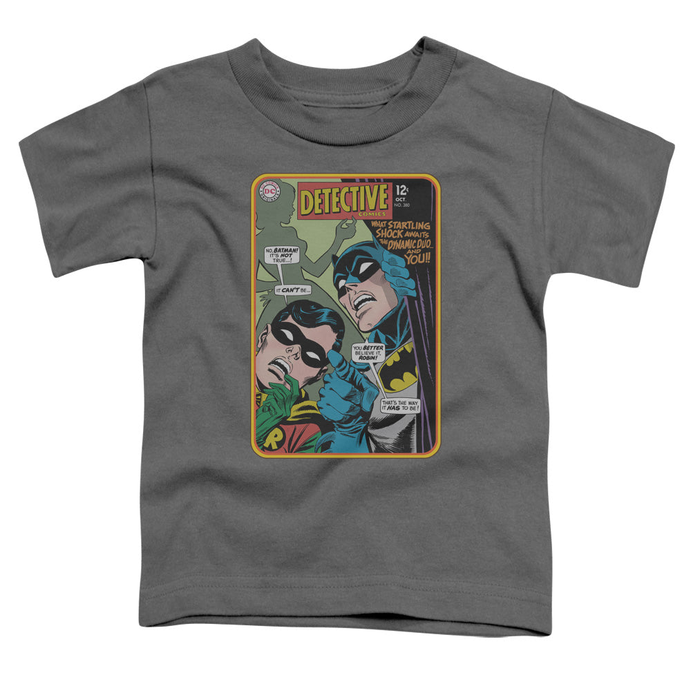 Batman - Detective #380 Short Sleeve Toddler Tee - lil giggles baby supply