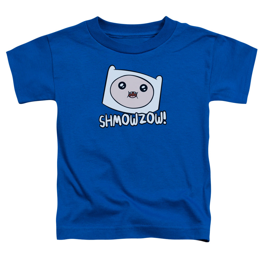 Adventure Time - Shmowzow Short Sleeve Toddler Tee - lil giggles baby supply