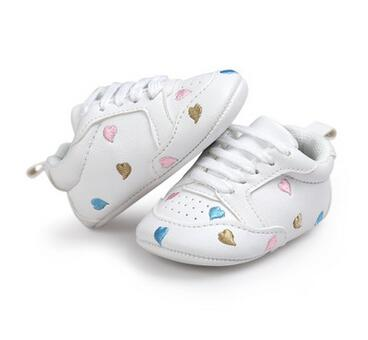 First Walkers Soft Soled for Newborn 0-1 years - lil giggles baby supply